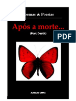 APÓS A MORTE - Post Death - POESIA