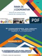 1 Modulos de Capacitacion Guia Pedagogica, INACOP2019