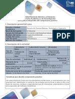 Guía Para El Desarrollo Del Componente Práctico - Fase 2 - Contextualización de La Organización