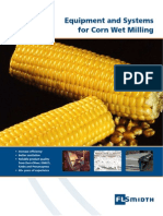 Corn Wet Milling Brochure 12209