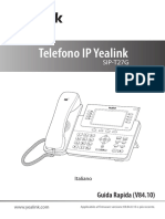 Yealink_SIP-T27G_Quick_Start_Guide_V84_10_IT