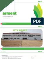 MYK Arment Presentation