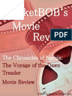 The Chronicles of Narnia Voyage of the Dawn Treader Movie Review
