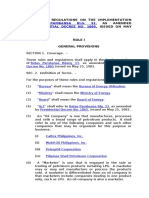 IRR of BP 33, amended by PD 1865