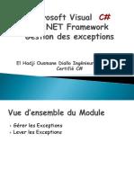C#_05_Gestion_des_Exceptions v2020