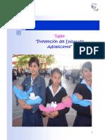 PREVENCION DEL EMBARAZO ADOLESCENTE