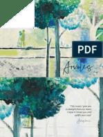 Avishai Cohen - Arvoles - Booklet