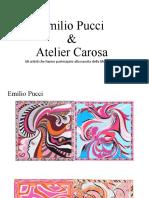 Emilio Pucci e carosa
