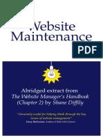 website_maintenance