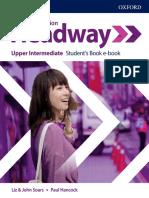 Soars J., Soars L., Hancock P. - Headway Upper-Intermediate Student's Book, 5th edition - 2019