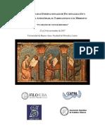 CUADERNILLO ABSTRACTS Jornadas Ficcionalización y Narración III