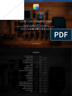 About - LUTs Color Grading Pack by IWLTBAP (Free)