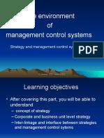 2. environment of mangement control sytems 1