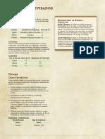 D&D - 5e - Escudos Revisados