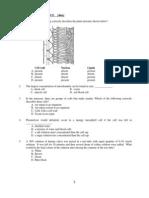 Bio Paper 1 Set 2
