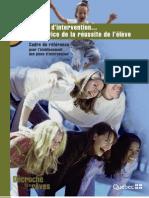 6-Cadre de Reference Pour Letablissement Des Plans Dintervention