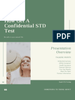 Get Same Day Confidential STD Testing