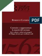 COLLANA ALTI STUDI SULL ETÀ E LA CULTURA DEL BAROCCO ROBERTO CATERINO.pdf