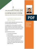 Guía Normativa de Coproducción