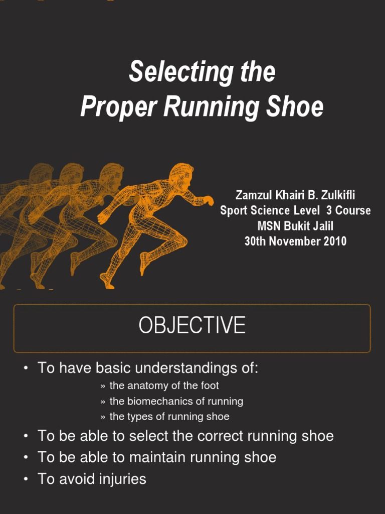 Running Shoe | Foot | Musculoskeletal System