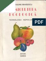 Pomicultura ecologică (Grigore Mihăescu)
