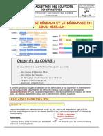 Classes adressage et decoupage en sous reseaux.pdf