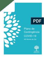 Plano de Contingência Covid19 Vila Franca