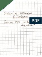 Cpech primer diagnóstico IG TioDemre