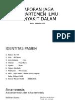 LAPORAN JAGA ARES PDL 2