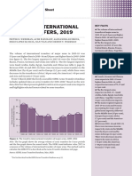 SIPRI - Trends in International Arms Transfer 2019