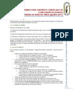 GUIA DE TRAMITE DE EGRESO DERECHO