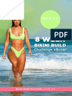 Rachel Dillion 8 Week Bikini Build eBook