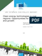 Clean Energy Technologies in Coal Regions Online 02-2020