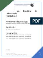 Guía de Informe LAB HID1