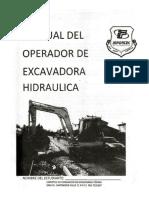 Manual Del Operador de Excavadora Hidraulica_Compressed