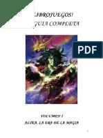 Librojuegos, la guía completa (I) - Altea, la era de la magia