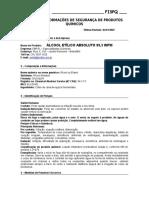 FISPQ - Alcool Etilico 92 8.pdf