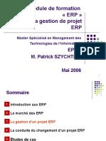 Projet ERP SAP