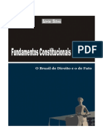 3. Fundamentos Constitucionais do Estado BR
