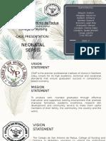 CASE PRESENTATION-NEONATAL SEPSIS.pptx