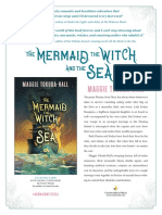 The Mermaid, the Witch, and the Sea by Maggie Tokuda-Hall Author's Note