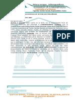 7.-IMPROCEDENCIA DE DETENCION PRELIMINAR
