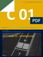 Clase 01 - Introducción