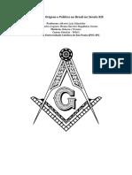 Maçonaria - Origens e Política no Brasil do Século XIX.pdf