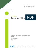 Eurotherm_Puissance_technique_Manuels_7000_7100A-MU-HA176499FRA-4.4