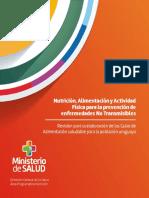 datos para la elaboracion de la guia alimentaria 2016 Uruguay