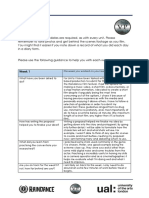 u6 evaluation journal newnewnewnewnew