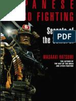 Japanese Sword Fighting Secrets of the Samurai