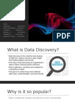 Data Discovery & Visualization - New.pptx