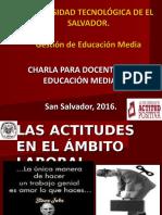 ACTITUD EN EL AMBITO LABORAL.san luis
